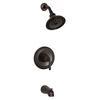 KOHLER Devonshire Oil-Rubbed Bronze 1-Handle Bathtub and Shower Faucet Trim Kit with Single Function Showerhead