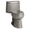 KOHLER Cimarron Cashmere 1.28-GPF (4.85-LPF) 12 Rough-In WaterSense Elongated 1-Piece Comfort Height Rear Outlet Toilet