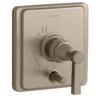 KOHLER Bronze Bathtub/Shower Handle