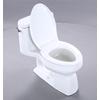 KOHLER Santa Rosa White 1.28-GPF (4.85-LPF) 12-in Rough-in WaterSense Elongated Comfort Height Toilet