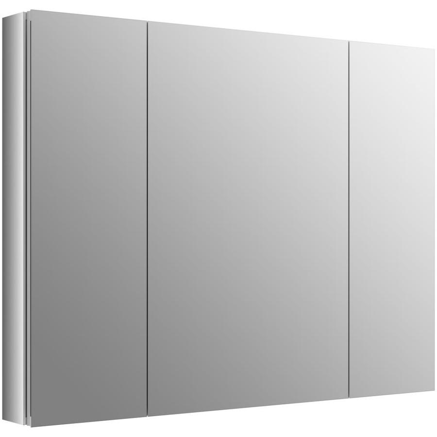 Shop Kohler Verdera 40 In X 30 In Aluminum Metal Surface