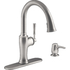 KOHLER Cardale 1-Handle Pull-Down Kitchen Faucet