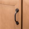 betsyfieldsdesign 3-in Center-to-Center Venetian Bronze Bar Cabinet Pull