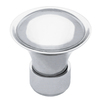Brainerd 1-1/4-in Polished Chrome Round Cabinet Knob