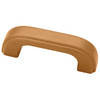 Liberty Hardware 3-in Center-to-Center Honey Maple Bar Cabinet Pull