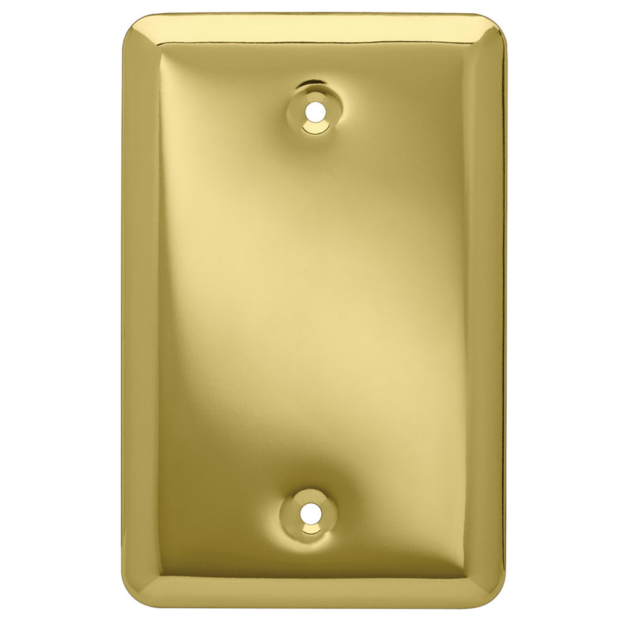 Polished Brass Metal T...