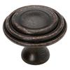 Brainerd Venetian Bronze Round Cabinet Knob