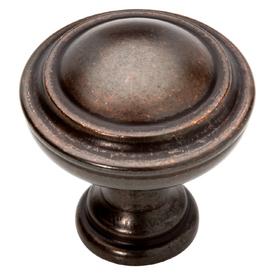 Brainerd Statuary Bronze Round Cabinet Knob
