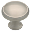 Brainerd 1-1/4-in Satin Nickel Round Cabinet Knob