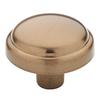 Brainerd Brushed Bronze Round Cabinet Knob