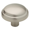 Brainerd Satin Nickel Round Cabinet Knob