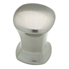 Brainerd 0-in Satin Nickel Round Cabinet Knob