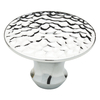 Brainerd 1-in Polished Chrome Round Cabinet Knob