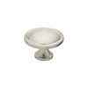 Brainerd 1-1/2-in Satin Nickel Round Cabinet Knob