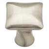 Brainerd 1-in Satin Nickel Square Cabinet Knob