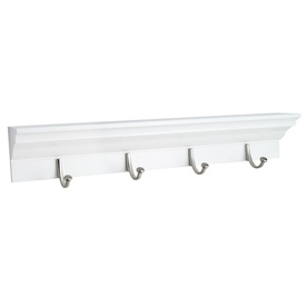 Liberty 24-in Wood Wall Mounted Shelving