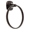 DELTA Celice Venetian Bronze Wall Mount Towel Ring