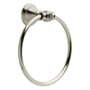 DELTA Windemere II Brushed Nickel Wall Mount Towel Ring