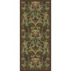 Regence Home Malmesbury 26-in W x 5-ft L Multicolor Runner