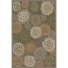Regence Home Wellington Rectangular Multicolor Transitional Indoor/Outdoor Tufted Wool Area Rug (Common: 5-ft x 8-ft; Actual: 5-ft x 7-ft)