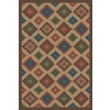 Regence Home Wellington 4-ft x 6-ft Rectangular Multicolor Geometric Indoor/Outdoor Area Rug