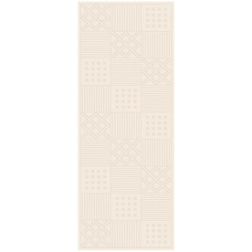 Regence Home Cheshire Ivory Rectangular Indoor Machine-Made Runner (Common: 2 x 6; Actual: 26-in W x 72-in L)