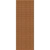 Regence Home Cheshire Brown Indoor/Outdoor Woven Wool Runner (Common: 2-ft x 6-ft; Actual: 2.166-ft x 6-ft)