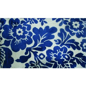 Style Selections Accent Rug Navy Rectangular Indoor Machine-Made Throw ...