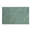 allen + roth Lindstal Blue Rectangular Indoor Machine-Made Area Rug (Common: 5 x 8; Actual: 60-in W x 90-in L)