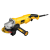 DEWALT 6-in 13-Amp Trigger Switch Corded Angle Grinder