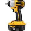 DEWALT 18-Volt 1/2-in Square with Detent Pin Retention Drive Cordless Impact Wrench