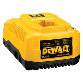 DEWALT 18-Volt Lithium ion/Nicd Charger
