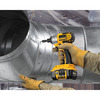 DEWALT 18-Volt 1/4-in Cordless Variable Speed Impact Driver with Hard Case