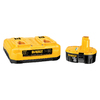DEWALT 1-Hour Dual Port Charger & 18V Battery Pack