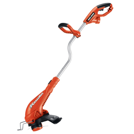 BLACK &amp; DECKER 5.2-Amp Corded Electric String Trimmer and Edger