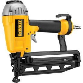 DEWALT 3.85 lbs Finishing Pneumatic Nailer