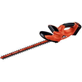 BLACK &amp; DECKER 18-Volt 22-in Dual Cordless Hedge Trimmer