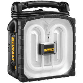 DEWALT Fluorescent Spotlight Flashlight
