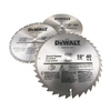 DEWALT 10-in Construction Circular Saw Blade Set