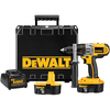 DEWALT 2 Batteries Included 18-Volt 1/2