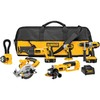 DEWALT 6-Tool 18-Volt Cordless Combo Kit