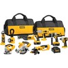DEWALT 9-Tool 18-Volt Cordless Combo Kit