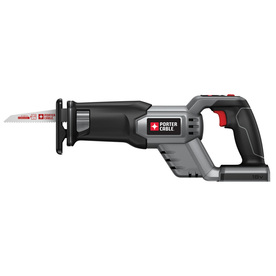 PORTER-CABLE 18-Volt Variable Speed Cordless Reciprocating Saw