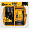 DEWALT 35-Piece Magnetic Compact Rapid Load Drilling and Screwdriving Set