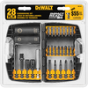 DEWALT 28-Piece Impact Ready Screwdriver Bit Set