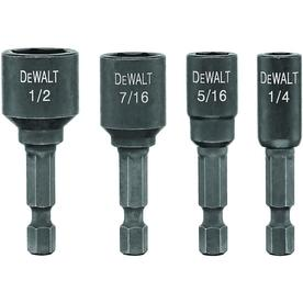 DEWALT 5-Piece Magnetic Impact Ready Nutdriver Set
