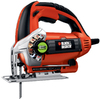 BLACK & DECKER 5-Amp Keyless Universal T-Shank Variable Speed Corded Jigsaw