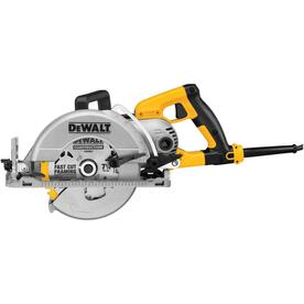 DEWALT 53-Degree 7-1/4-in Corded Circular Saw