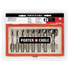PORTER-CABLE 8-Piece Forstner Bit Set