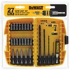 DEWALT 27-Piece Black Oxide Metal Twist Drill Bit Set